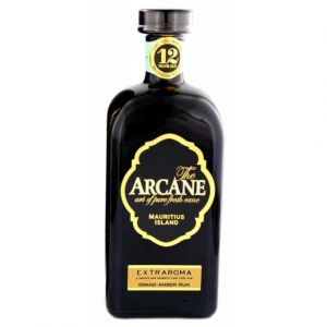 Arcane Rum Extraroma 12 ans Grand Amber 0,7 L 40%