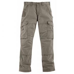 Carhartt Pantalon multipoches - 100% coton armé - Cargo B 342