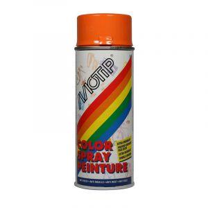 Motip Bombe de peinture orange glycéro 400 ml
