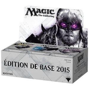 Wizards of the coast Magic the Gathering - Edition de Base 2015 présentoir de 36 boosters FR