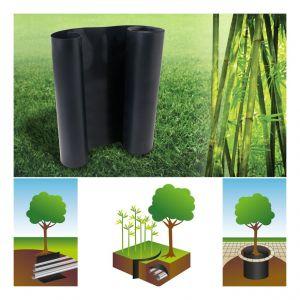 ProBache Barrière anti-racines bambou 5m 800gr anti-rhizomes -