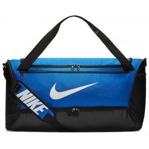 Nike NK BRSLA M Duff-9.0 Sac de Gym Mixte Adulte, Bleu
