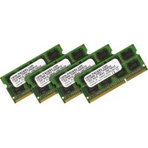 Macway Barrette mémoire 64 Go (4 x 16 Go) DDR3 SODIMM 1867 MHz PC3-14900 iMac 2015