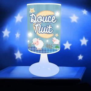 Lampe projection Douce nuit