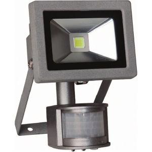 Sodise Projecteur à Led avec détecteur radar sans câble 10W - 02335 - BATI AVENUE