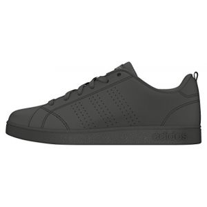 Adidas VS Advantage Clean K, Baskets, Unisexe, Enfant, Noir (Core Black/Core Black/Onix 0), 38 EU