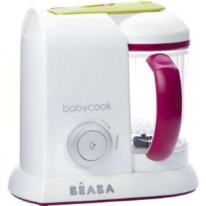 Beaba Babycook Solo - Robot cuiseur vapeur et mixeur