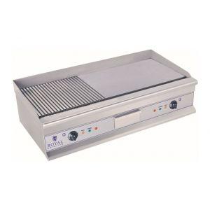 3614047 - Plancha électrique nervurée 100 cm