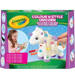 Crayola Ma licorne à décorer