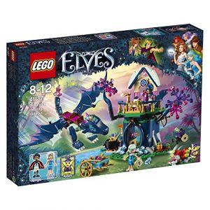 Lego 41187 - Elves : L'Infirmerie cachée de Rosalyn
