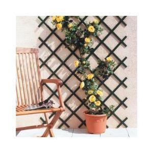 Intermas Gardening Trelliflex - Treillis en plastique 1 x 2 m