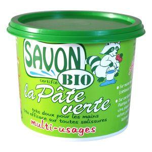 La Pâte Verte Pot de 350g - Savon multi usages
