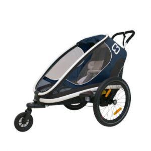 Hamax Remorque vélo Out back One - Bleu marine Remorques pour enfant