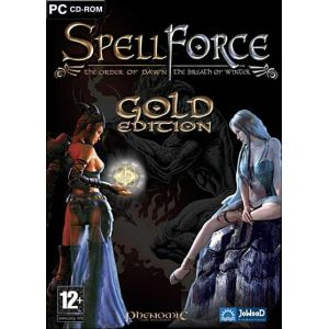 SpellForce Gold Edition - Le jeu The Order of Dawn + l'extension The Breath of Winter [PC]