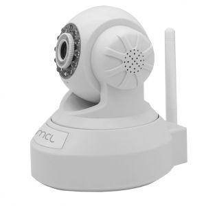 MCL Samar IP-CAMD037AW - Caméra IP HD motorisée Wifi + audio