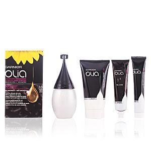 Garnier Olia 1.0 Noir Ebène - Coloration permanente à l'huile sans ammoniaque