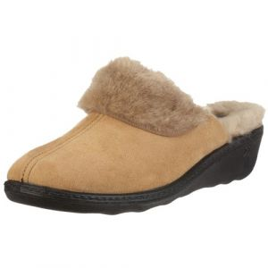 Romika Romilastic 306, Chaussons femme, Beige (Natur 201), 36 EU