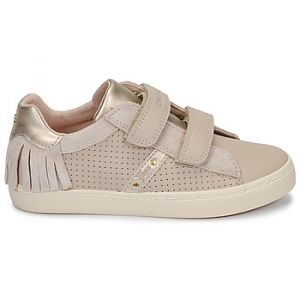 Geox Chaussures enfant J KILWI GIRL Beige - Taille 28,29,30,31,32,33,34,35