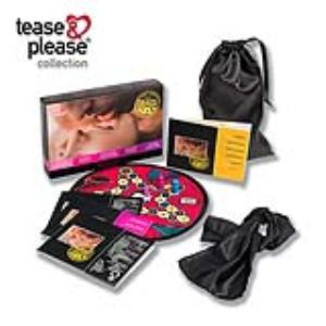 Tease and please Jeu coquin Mission Intime version voyage