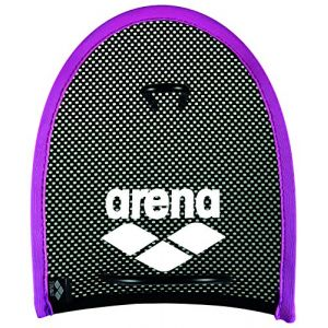 Arena Flex Paddles Équipement d%u2019Entraînement Mixte Adulte, Pink-Noir, M