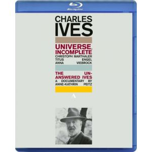 Universe, Incomplete-The Unanswered Ives [Blu-Ray] [Import Italien]