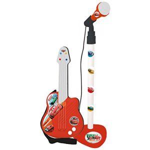 Reig Musicales Ensemble micro et guitare Cars Disney
