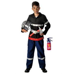 Caritan Déguisement sapeur pompier