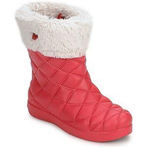 Crocs Bottes enfant SUPER MOLDED rouge - Taille 23