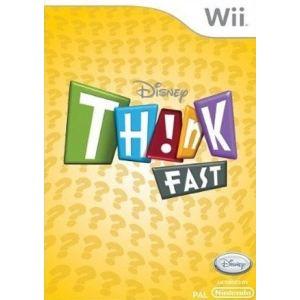 Disney Th!nk Fast [Wii]