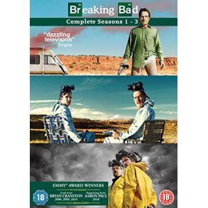 Breaking Bad - Season 1 + 2 + 3