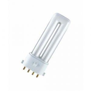 Osram TUBE FLUORESCENT MASTER PL-S 7 W 830 4P Lampe à économie d'énergie;Lampes tubes fluorescents DULUX S/E 2G7 4 brochesforme de tube2G713 000 h