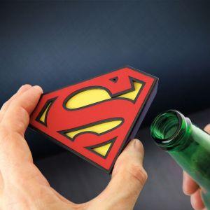 Décapsuleur DC Comics Superman Logo magnétique