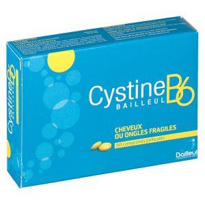 Bailleul biorga Cystine B6 - 60 Comprimés