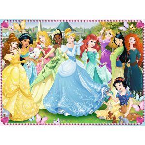 Ravensburger Disney Princess - Puzzle 100 pièces XXL