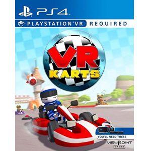 VR Karts sur PS4