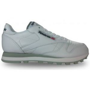 Reebok CL Leather SPP - Basket Mode - Homme - Blanc (Intense White/Light Grey) - 39 EU