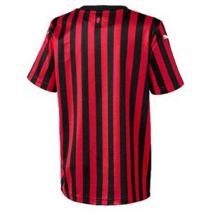Puma Milan AC Maillot Domicile 2019/20 Enfant - Rouge - Taille YL/152 cm