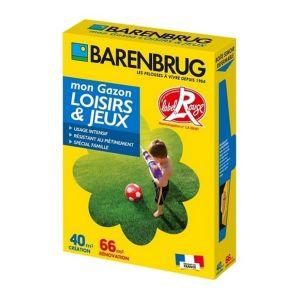 Barenbrug Gazon loisir et jeux 1 Kg
