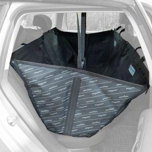 Polytrans Protection siège voiture Allside Classic Kleinmetall L145 l140 cm - Protection siège pour Chien