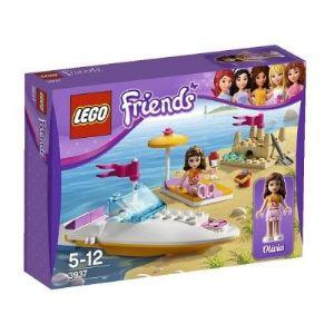 Lego 3937 - Friends : Le hors-bord d'Olivia