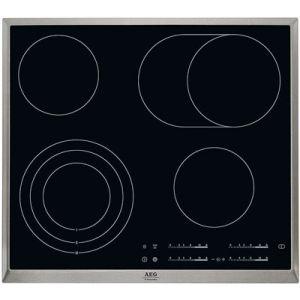 AEG HK654070XB - Table de cuisson vitrocéramique 4 foyers