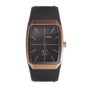 Ted Lapidus 5122902 - Montre pour homme avec bracelet en cuir