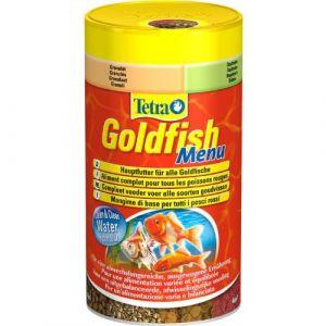 Tetra Goldfish Menu pour poissons rouges - Boite 250 ml