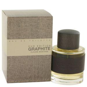 Montana Graphite - Eau de parfum pour homme (Oud Edition)