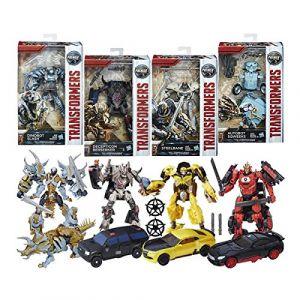 Hasbro Transformers Bumblebee Generation Deluxe
