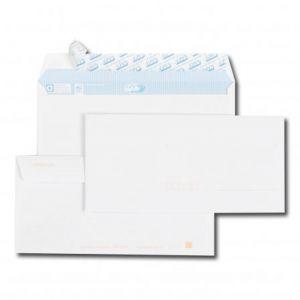 Gpv 6455 - Enveloppe Every Day 110x220, 90 g/m², coloris blanc - paquet de 50