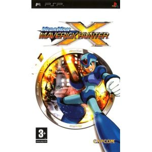 Megaman Maverick Hunter X [PSP]