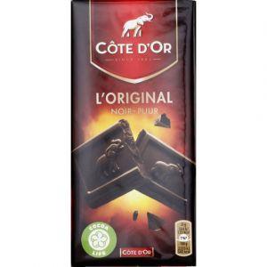 Côte d'Or Chocolat noir extra - Les 3 tablettes de 100g, 300g