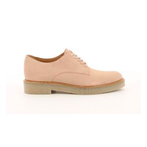 Kickers Oxfork - Chaussures à lacets Femme, Rose