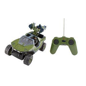 Nikko Halo Reach Rocket Warthog - Voiture radiocommandée